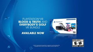 PlayStation VR – Live the Game
